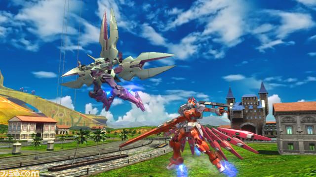 Mobile Suit Gundam Extreme VS. Maxi Boost ON Gunmaxon_119