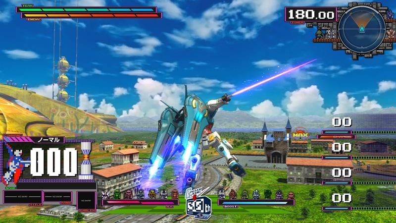 Mobile Suit Gundam Extreme VS. Maxi Boost ON Gunmaxon_133