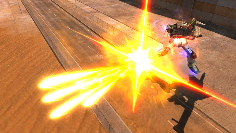 Mobile Suit Gundam Extreme VS. Maxi Boost ON Gunmaxon_140