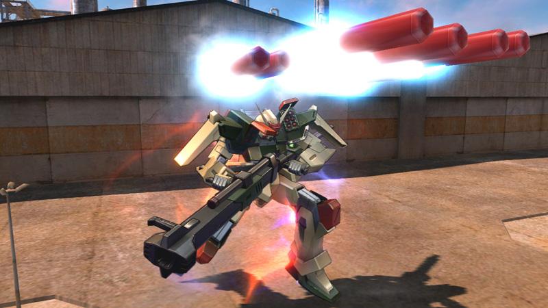 Mobile Suit Gundam Extreme VS. Maxi Boost ON Gunmaxon_141
