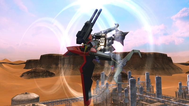 Mobile Suit Gundam Extreme VS. Maxi Boost ON Gunmaxon_180
