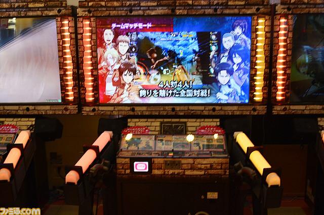 Shingeki no Kyojin (Attack on Titan) TEAM BATTLE Shingeki_15