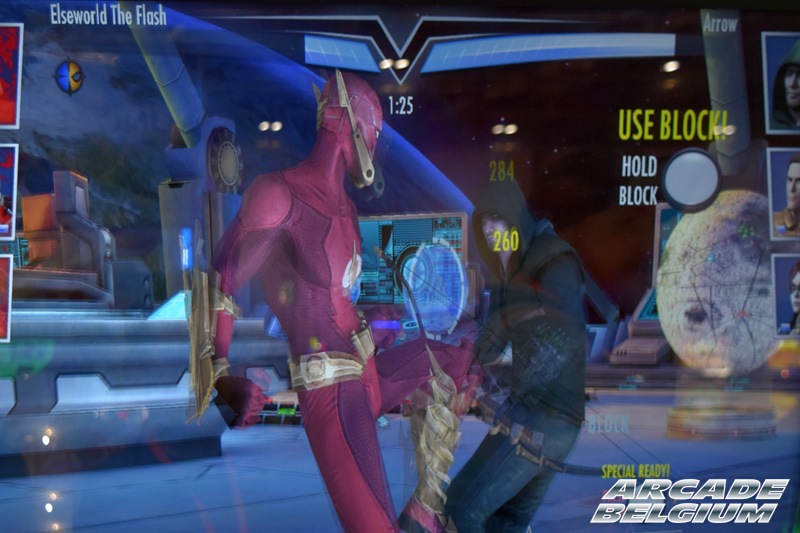 Injustice Arcade Eag18014b