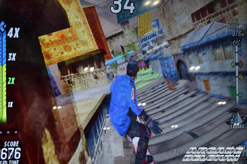 X Games Snow Boarder Eag18072b