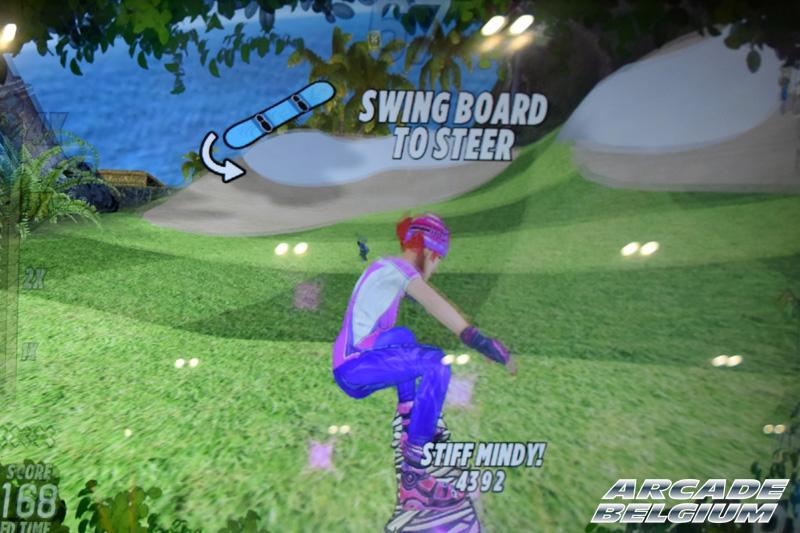 X Games Snow Boarder Eag18079b