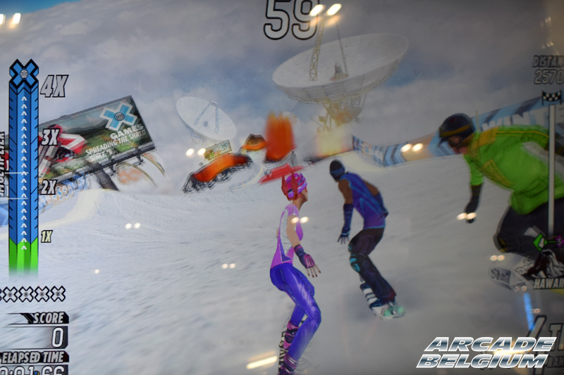 X Games Snow Boarder Eag18083b