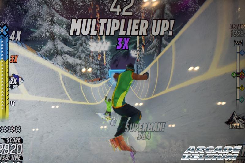 X Games Snow Boarder Eag18086b