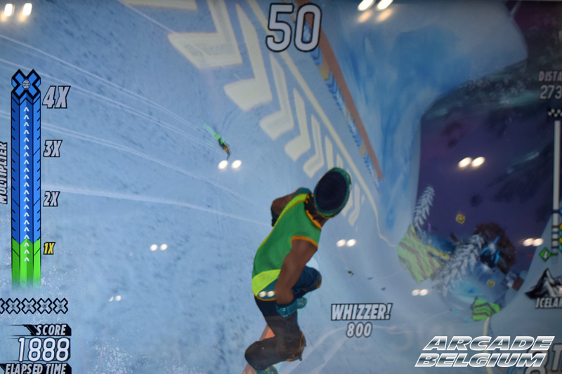 X Games Snow Boarder Eag18092b