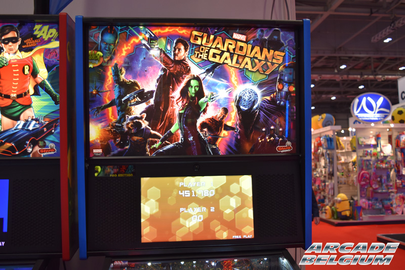 [Pinball] Guardians of the Galaxy Eag18131b
