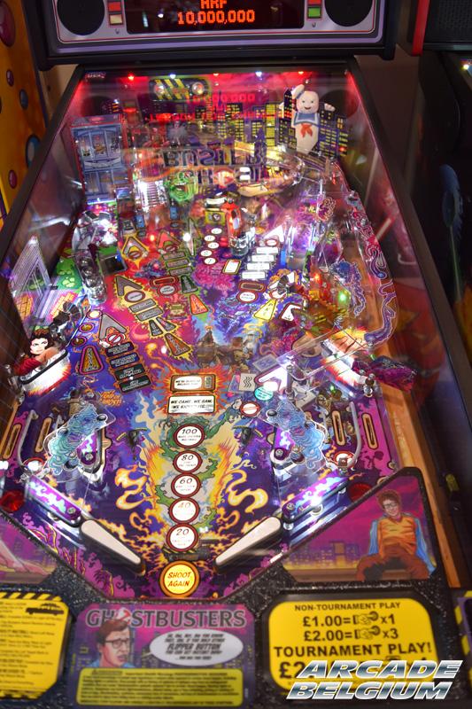 [Pinball] Ghostbusters Eag18138b