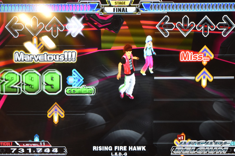 DanceDanceRevolution A Eag18143b