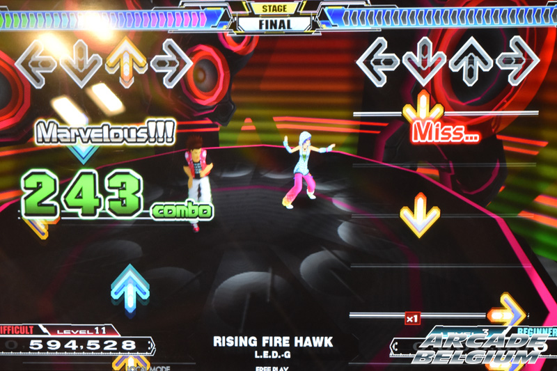 DanceDanceRevolution A Eag18144b