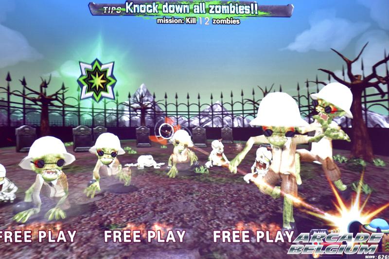 Zombie Land Eag18152b