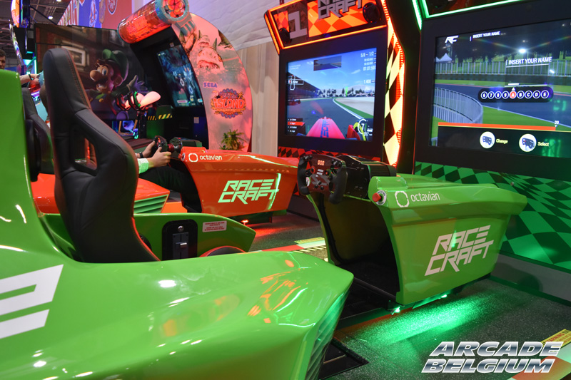Racecraft Eag18212b