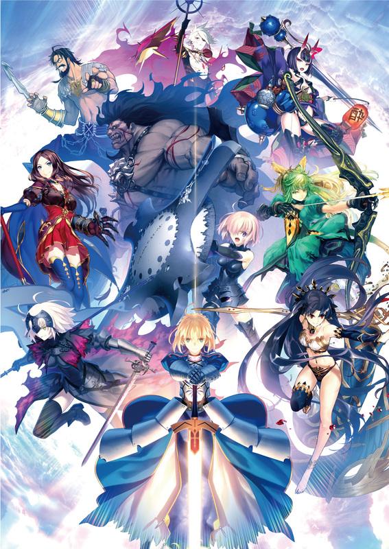 Fate/Grand Order Arcade Fgoa_69