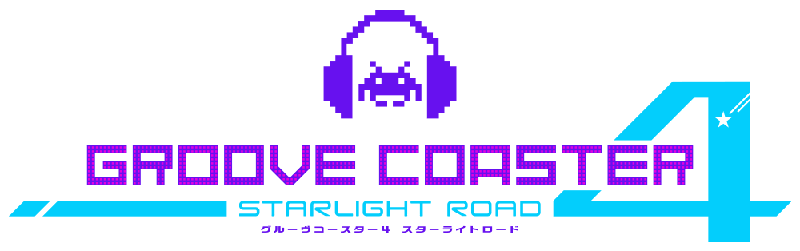 Groove Coaster 4 Starlight Road Gc4_logo