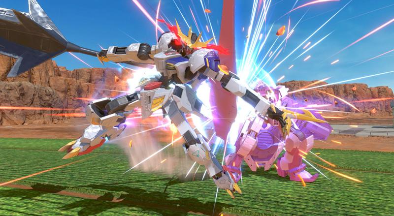 Mobile Suit Gundam Extreme Versus 2 Msgevs2_18