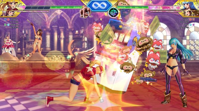 SNK Heroines AC Tag Team Frenzy Snkheroines_04