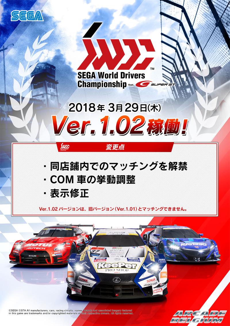SEGA World Drivers Championship Swdc_39