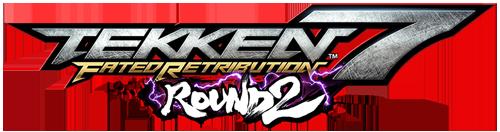 Tekken 7 Fated Retribution Round 2 T7frr2_logo