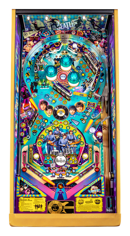 [Pinball] The Beatles Beatles_04