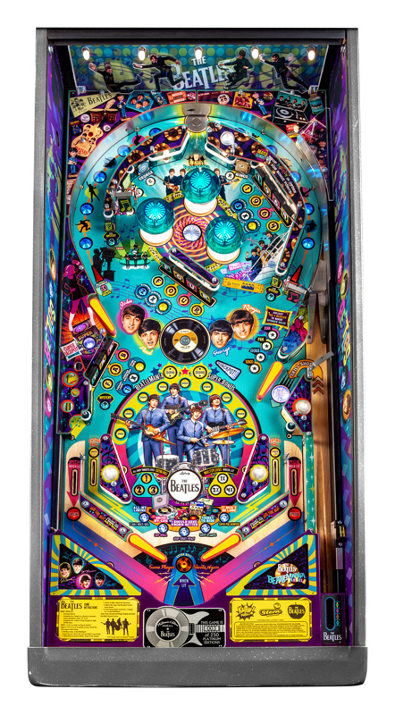 [Pinball] The Beatles Beatles_05