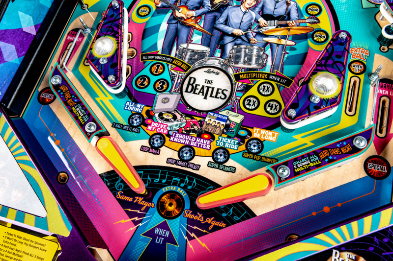 [Pinball] The Beatles Beatles_06