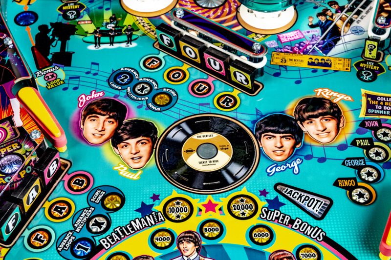 [Pinball] The Beatles Beatles_07