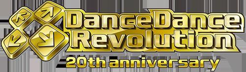 DanceDanceRevolution A20 Ddr20_logo