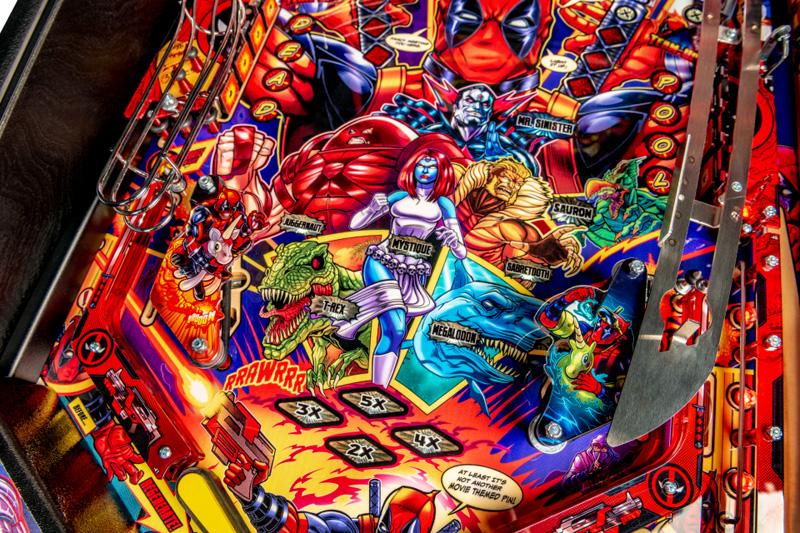 [Pinball] Deadpool Deadpool_09