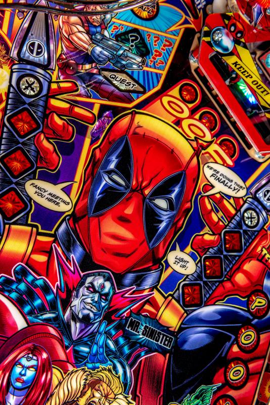 [Pinball] Deadpool Deadpool_12