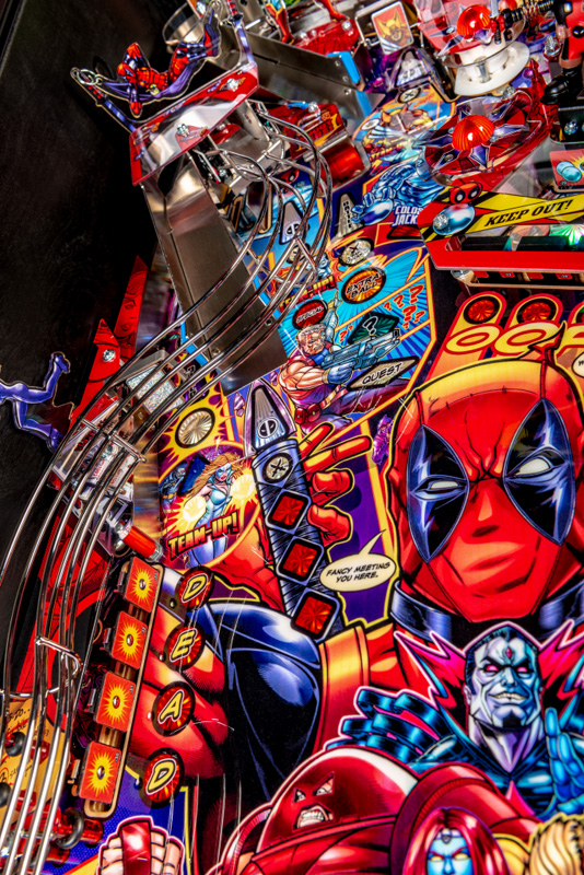 [Pinball] Deadpool Deadpool_17