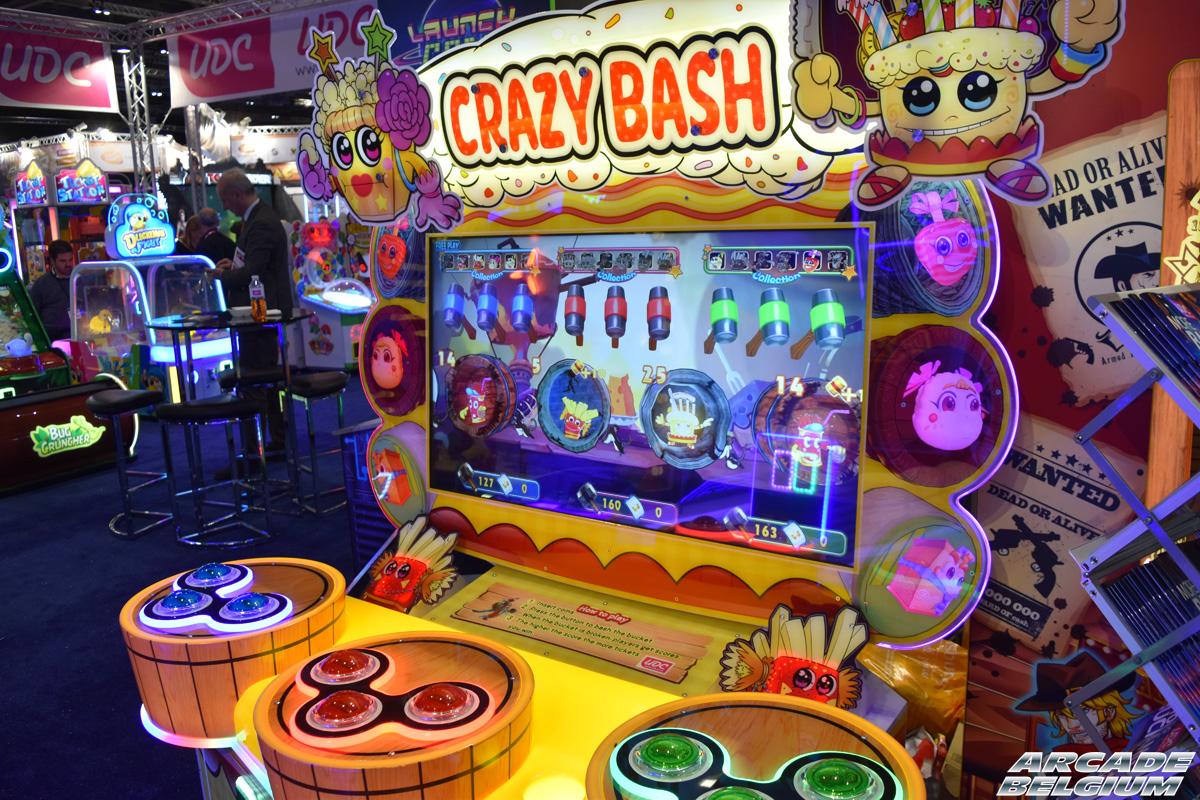 Crazy Bash Eag19_256b