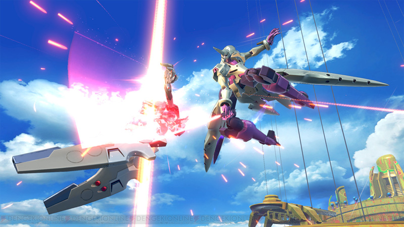 Mobile Suit Gundam Extreme Versus 2 Msgevs2_61