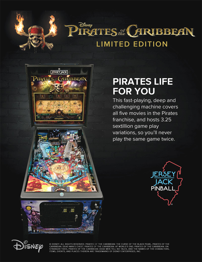 [Pinball] Pirates of the Caribbean Potc_05