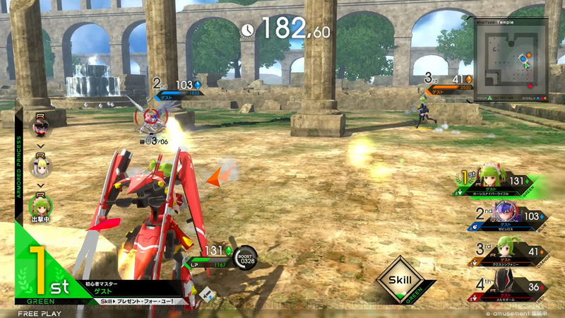 Armored Princess Battle Conductor Aprincess_19
