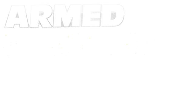 Armed and Gelatinous Arcade Edition Armedandgel_logo