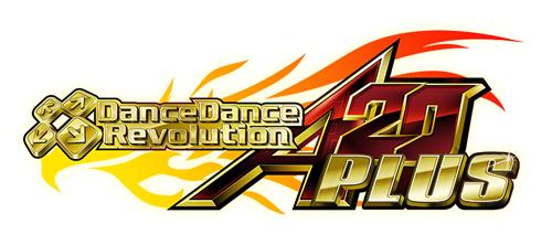 DanceDanceRevolution A20 PLUS Ddra20plus_logo
