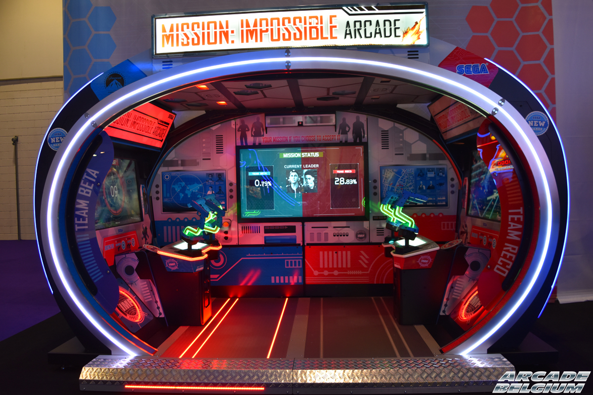 Mission: Impossible Arcade Eag20_142b