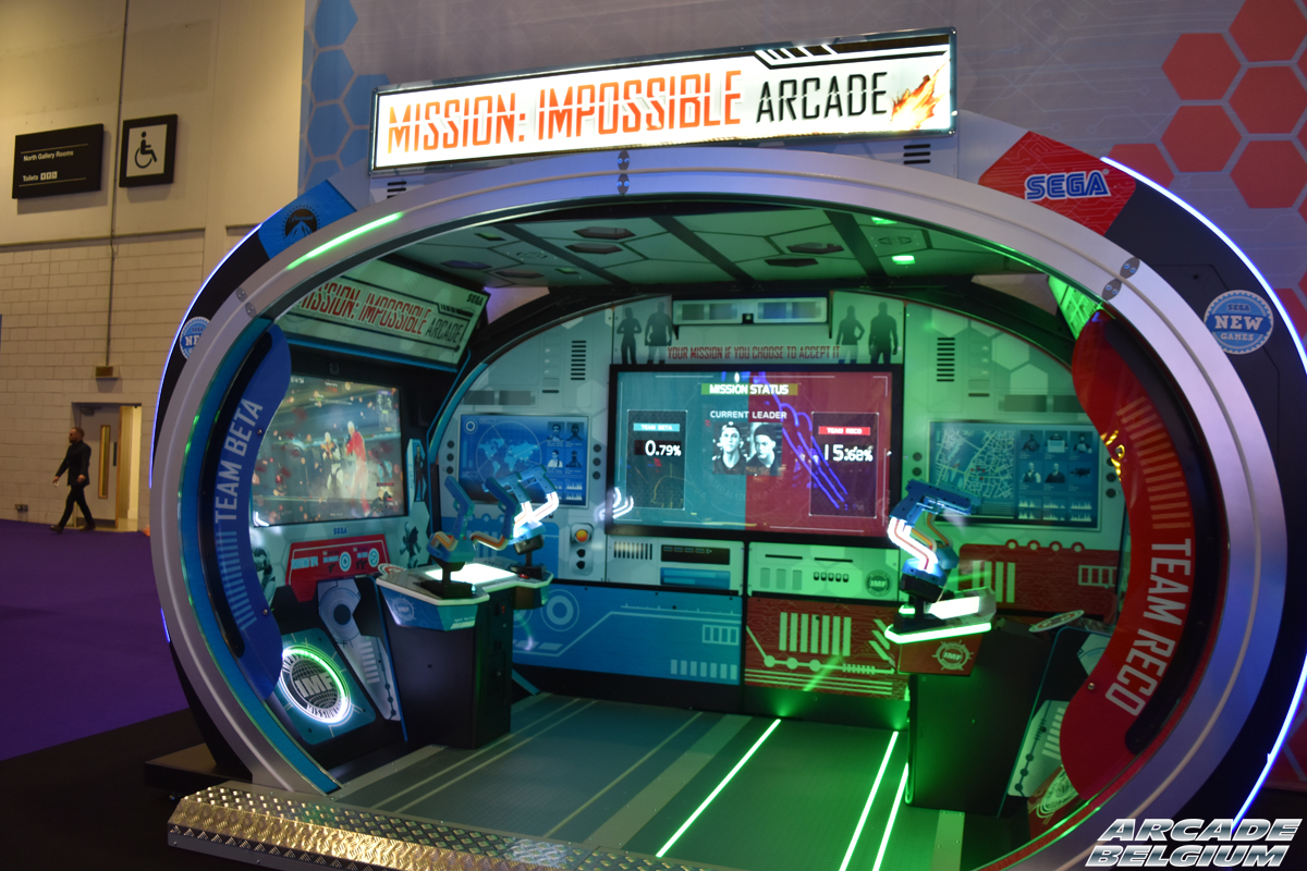Mission: Impossible Arcade Eag20_143b