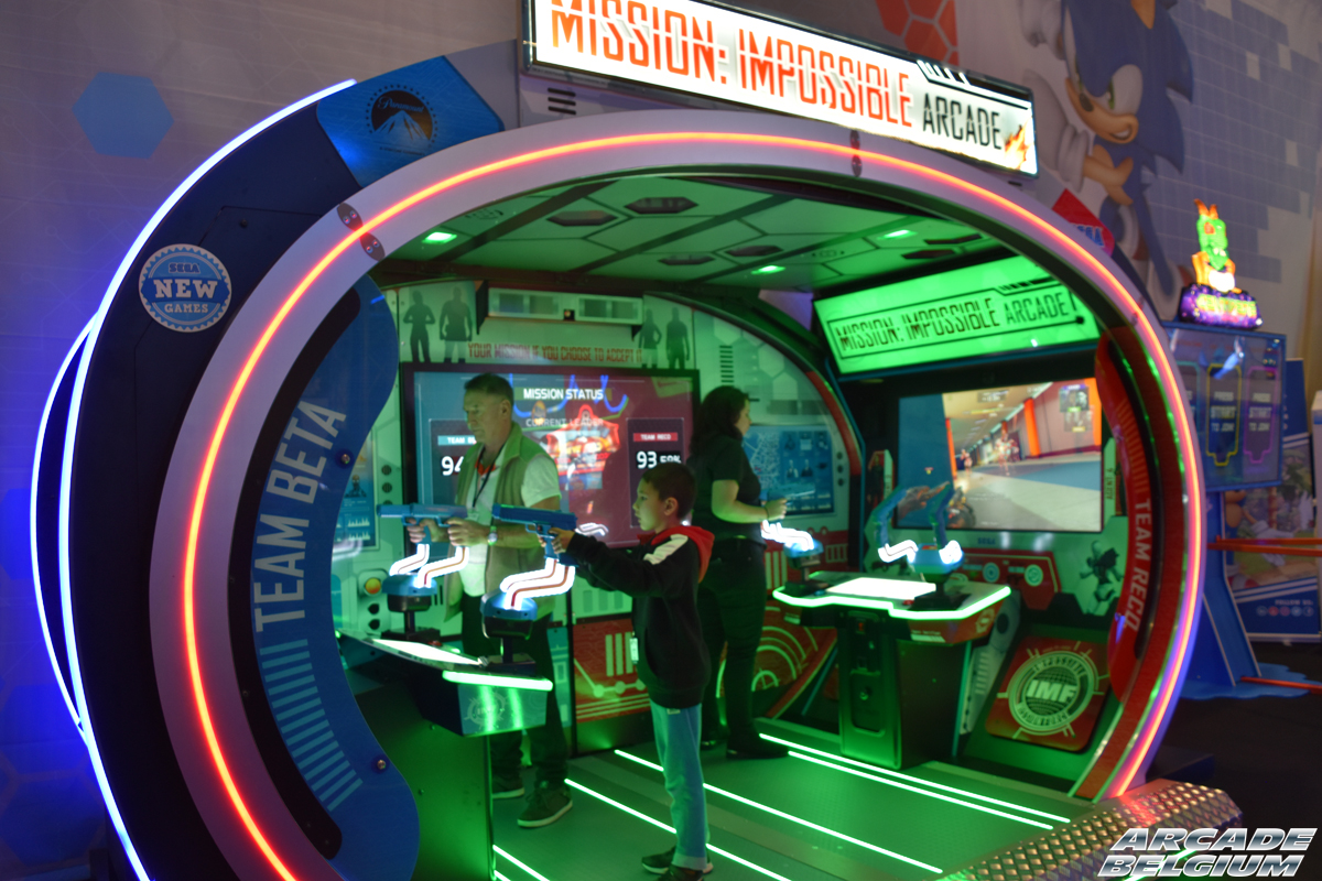 Mission: Impossible Arcade Eag20_144b