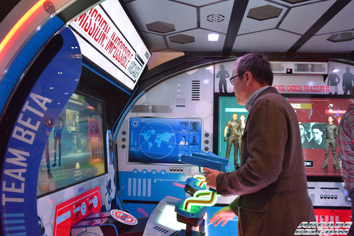 Mission: Impossible Arcade Eag20_147b