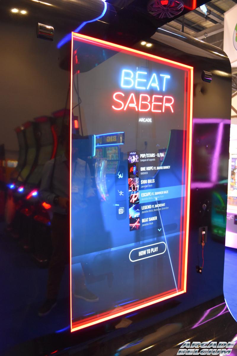 Beat Saber Arcade Eag20_157b