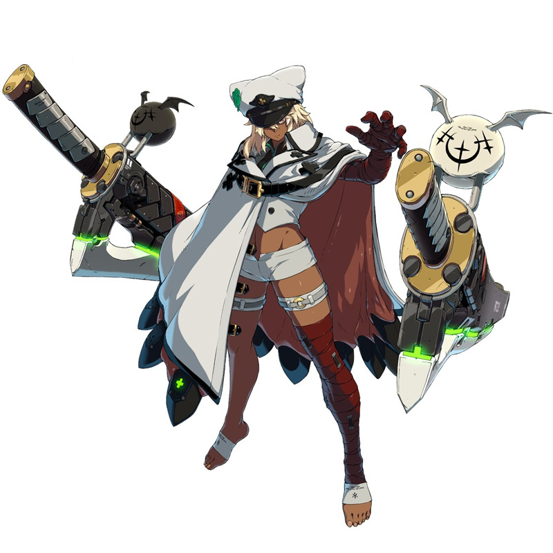 Guilty Gear -Strive- Ggst_21