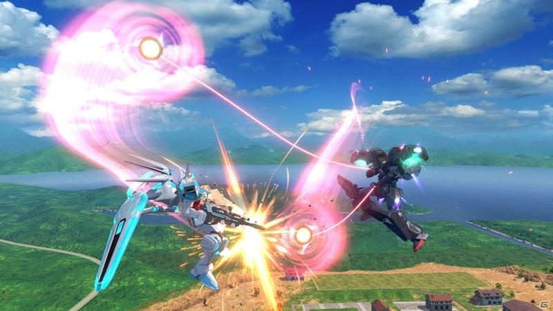 Mobile Suit Gundam Extreme Versus 2 Msgevs2_85