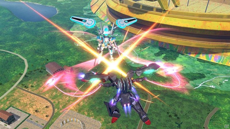 Mobile Suit Gundam Extreme Versus 2 Msgevs2_86