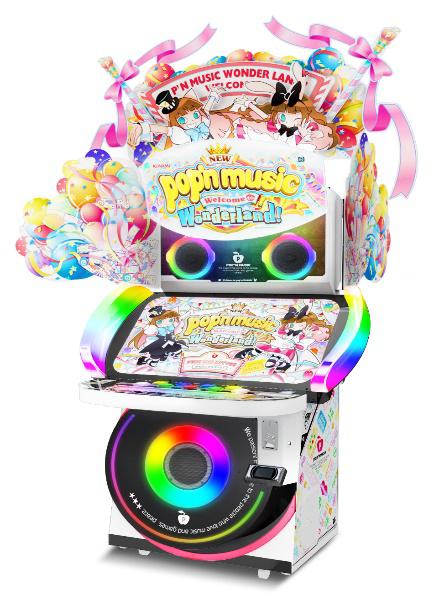 pop'n music Welcome to Wonderland! Popnwon_01