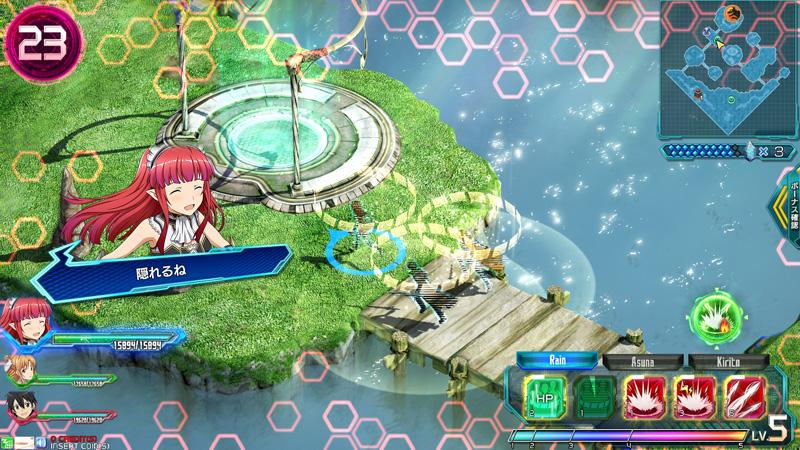 Sword Art Online Arcade: Deep Explorer  Saoac_45