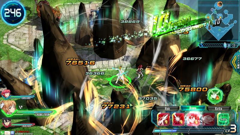 Sword Art Online Arcade: Deep Explorer  Saoac_49