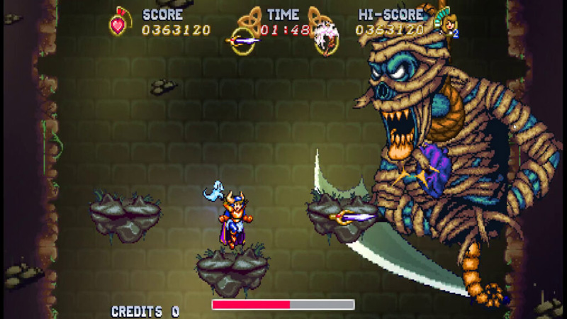 Super Battle Princess Madelyn Sbpm_30